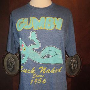 SAVVY Gumby Blue Classic T-Shirt